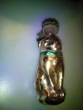Ёлочная игрушка на прищепке. Собака., фото №3