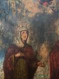 Икона Святые, фото №3