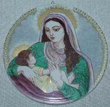 Икона Богоматерь №1, фото №2