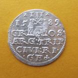 Трояк 1589 р, фото №2