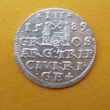 Трояк 1589 р, фото №5