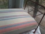 Кровать кукольная с мягким матрацем, фото №4
