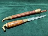 Нож финский Иисакки Ярвенпаа из Каухавы, фото №3