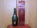 Бутылка и коробка от коньяка Наполеон,оригинал., фото №3