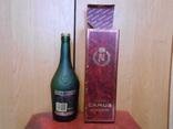 Бутылка и коробка от коньяка Наполеон,оригинал., фото №5