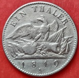 1 Талер 1819 Пруссия. Фридрих-Вильгельм III., фото №13