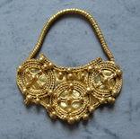 Височное украшение или привеска. фото 1