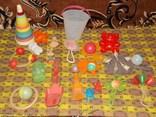 Погремушки и игрушки для малышей СССР, фото №3