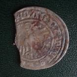 Полугрош    серебро    (Й.1.7)~, фото №2