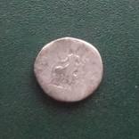 Денарий  Марк  серебро   (Й.1.21)~, фото №2
