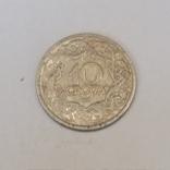Польща 10 грошей, 1923