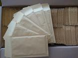 Бандерольный конверт В12 120х210, 100 шт., желтые, Польша, фото №4