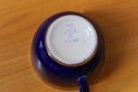 Чайная пара ЛФЗ 8 Марта кобальт, фото №7