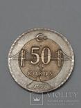 Туреччина 50 курушів, 2009