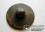 Старовинний бронзовий гудзик 28, фото №5