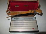 Радиоприёмник Сокол 1966 год в упаковке с паспортом (на экспорт)., фото №5