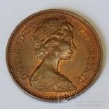 Велика Британія 1 пенні, 1983