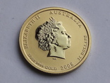 25 долл. золото 1/4 унции(999.9), фото №4