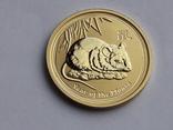 25 долл. золото 1/4 унции(999.9), фото №6