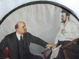 Панно настенное Ленин и Свердлов., фото №4