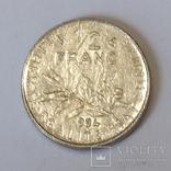 Франція ½ франка, 1994