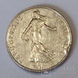 Франція ½ франка, 1994 фото 2