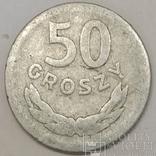 Польща 50 грошей, 1949