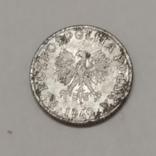 Польща 1 грош, 1949 фото 2