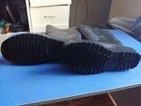 Сапоги рыбацкие, резиновые, литые 44,5 размер, фото №5