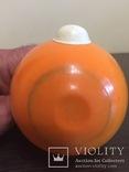 Зайчик неваляшка с музыкой 19 см, фото №5