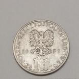 Польща 10 злотих, 1975 Болеслав Прус фото 2