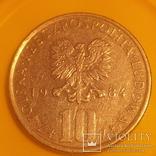 Польща 10 злотих, 1984 Болеслав Прус фото 2