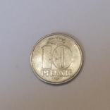 Німеччина - НДР 10 пфенігів, 1982