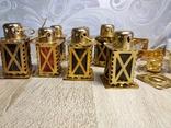 Елочные фонарики  на ёлку СССР, фото №2