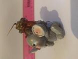 Мышка свечка 7см №4, фото №2