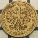 Польща 2 злотих, 1985 фото 2