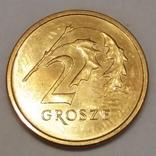 Польща 2 гроша, 2018