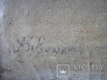 """Зима"" х.м.,48х80 см, фото №7"