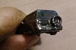 Машинка металл, цельнометаллический джип 50 их годов, фото №6