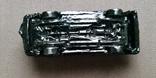 Машинка металл, цельнометаллический джип 50 их годов, фото №9