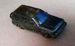 Машинка металл, цельнометаллический джип 50 их годов, фото №10