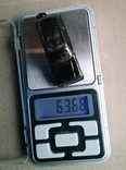 Машинка металл, цельнометаллический джип 50 их годов, фото №11