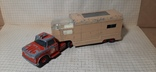 Машинка Matchbox king size K18 dodge tractor+Articulated Horse VAN .made in England, фото №2