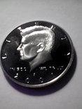 1/2 доллара 50 центов 2001, фото №2