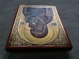 Икона Божией Матери «Святогорская» Богородица Святогорская.  Золотофонка., фото №4