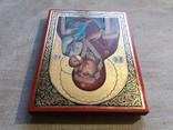 Икона Божией Матери «Святогорская» Богородица Святогорская.  Золотофонка., фото №9