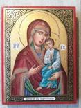 Икона Божией Матери «Святогорская» Богородица Святогорская.  Золотофонка., фото №11