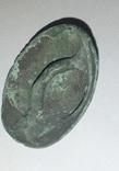 Сбруйная бляшка, фото №3