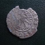 Полугрош  1509  Польша  серебро   (Й.2.8)~, фото №3