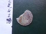 Полугрош  1558  Польша  серебро   (Й.2.10)~, фото №4